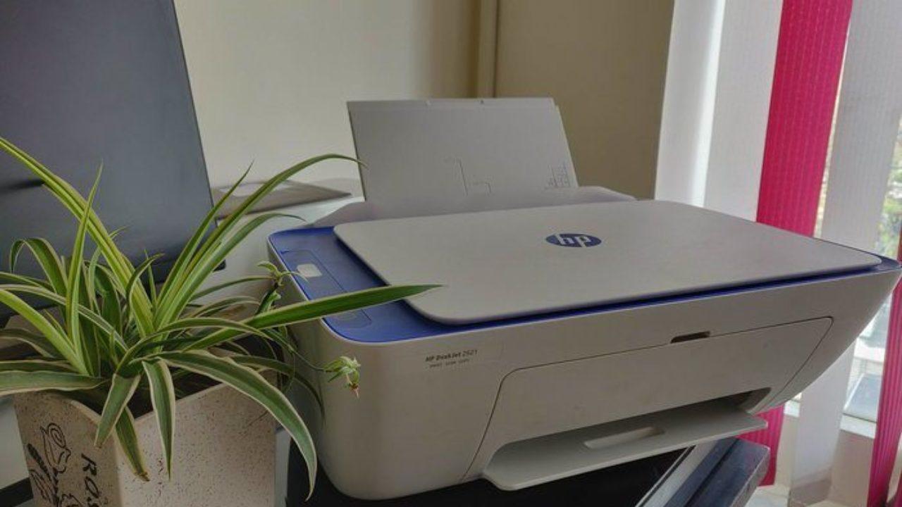 كيفية إصلاح Hp Deskjet 2600 Wi Fi لا يعمل أحلى هاوم