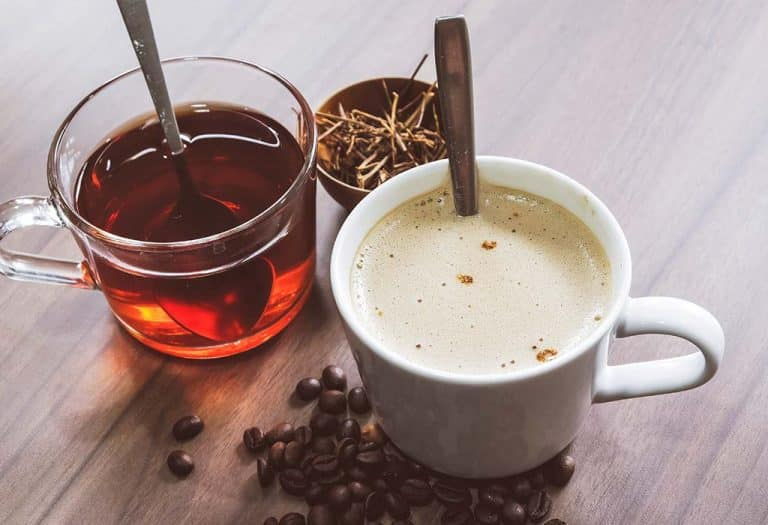 Coffee or tea - What is a healthy option?  |  Sweet Haum