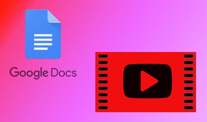 Bir YouTube videosu Google Dokümanlar'a nasıl eklenir? En tatlı ev