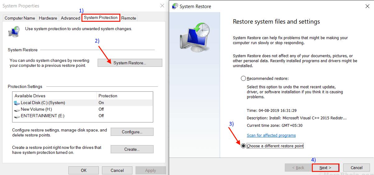 كيفية عمل نسخة احتياطية للنظام الخاص بك تلقائيا بطريقة مجدولة على ويندوز 10 أحلى هاوم