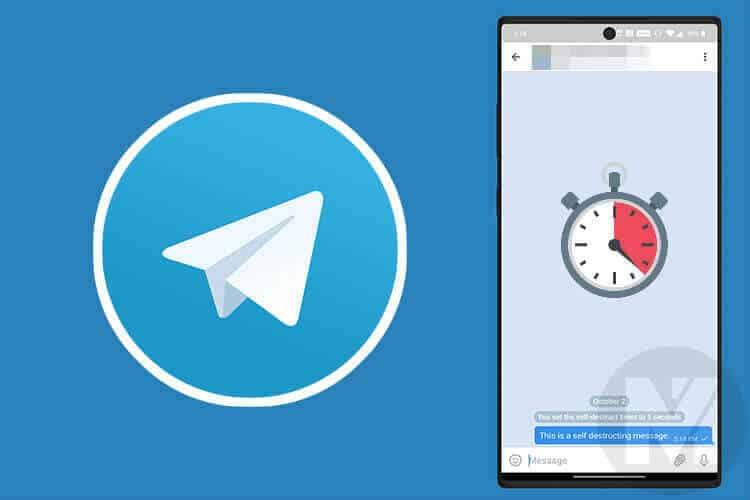 Telegram'da kendini imha eden bir mesaj nasıl gönderilir | En tatlı ev