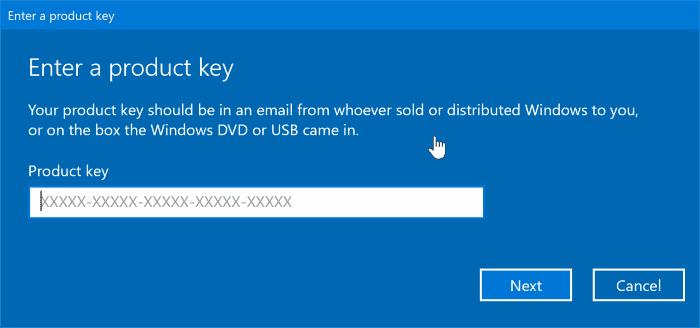 كيفية نقل ترخيص Windows 10 إلى كمبيوتر جديد آخر أحلى هاوم