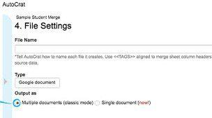 autocrat - أفضل 15 وظيفة إضافية لـ Google Sheets لتحسين الأداء