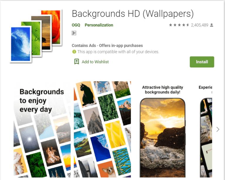 En Iyi 10 Ucretsiz Android Duvar Kagidi 2020 Uygulamalari En Tatli Ev