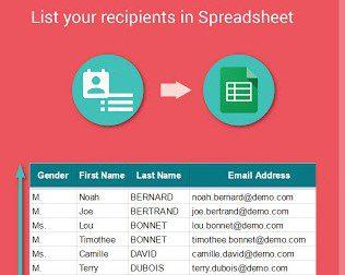 yet anothermail merge google sheet add on - أفضل 15 وظيفة إضافية لـ Google Sheets لتحسين الأداء