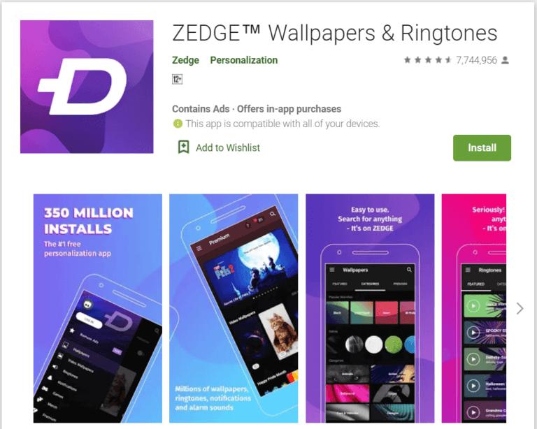 Top 10 Des Applications Gratuites Android Wallpaper 2020 La Maison La Plus Douce