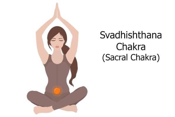 svadhishthana chakra - ما هي الشاكرات الـ 7 وكيفية فتحها