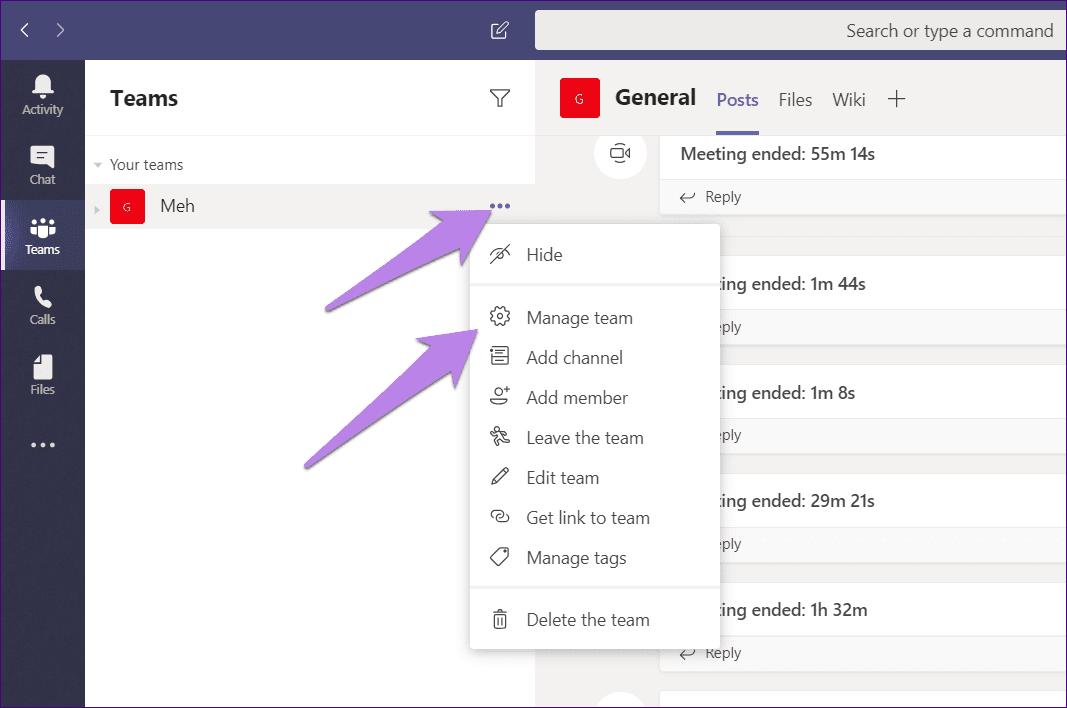 Comment Changer Le Nom Le Profil Et L Image De Votre Equipe Dans Microsoft Teams La Maison La Plus Douce
