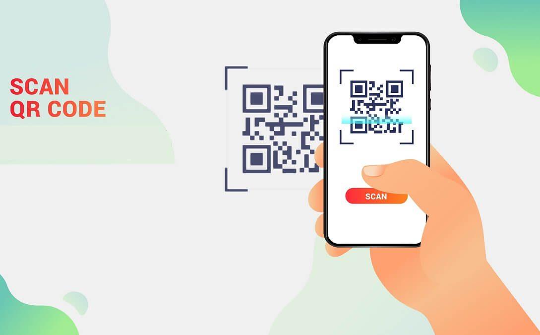 Scan QR Codes Using a third party QR code Reader - كيفية مسح رموز QR مع هاتف Android