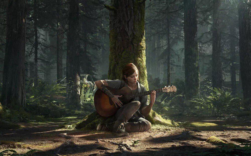 9 meilleurs fonds d'écran dans The Last of Us 2 en ...