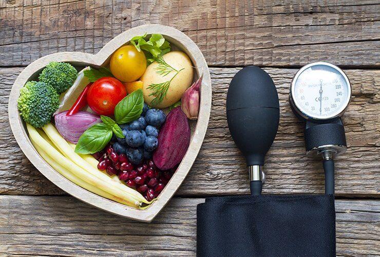 Remèdes à la maison pour améliorer la pression artérielle..